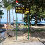 Looks like they changed the name to La'aloa beach
