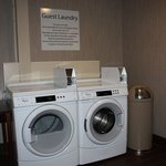 Guest Self Service Laundry Facility