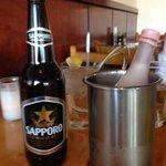 SAPPORO & NIGORI SAKI