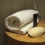 Ambiance Spa Loofah Le Mareuil