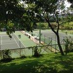 Quadras tenis
