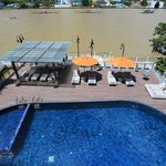 Riva Surya Hotel Swimming Pool
