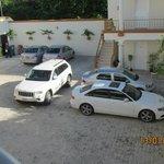 Estacionamiento interior