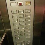 high hotel elevator