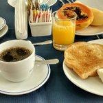 Bom café da manhã