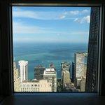 Vista do meu quarto: Perfeito meus 4 dias em Chicago