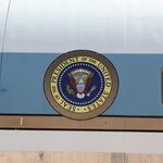 POTUS Seal on Air Force One