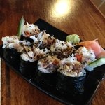 Real seafood roll!