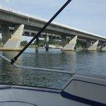 Nowra road bridges on Shoalhaven River