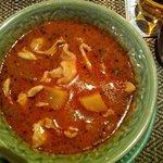 Massaman Curry mit Huhn