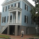 Typical restored Savannah Home
