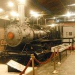 Savannah Museum-Inside main area
