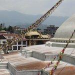 Foto de View Himalayan Restaurant & Terrace