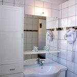 Salle de bain équipée