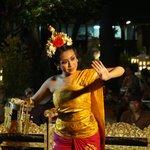 Balinesischer Tanzabend