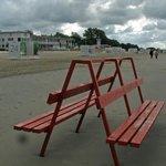 Parnu Beach and Promenade