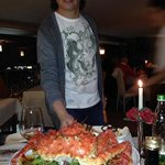 diego and the king crab