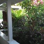 Inside villa 401