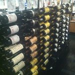 a great variety of wines