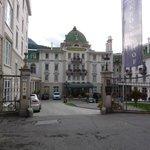 Grad Hotel Kronenhof