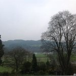 View from The Grizedale room, beautiful.