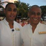 Carlos et René