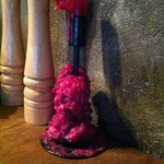 Le candele consumate che fanno da base per le nuove!