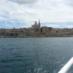 Valetta by ferry