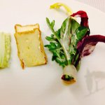 The cheese course