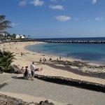 Nearest beach (3 minutes by car)