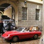 Duetto e Romeo a Milano in via Morone 2