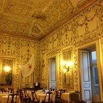 the dinning room