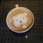 Breakfast coffee from Arik (the barista man)