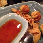 Vegetable dumpling.. Very very nice.. Simple dish done to perfect...