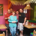 The Arizona 5 at Macayas Mexican Restaurant!