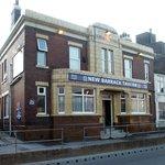 New Barrack Tavern, external