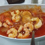 Good size shrimp