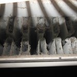Really dusty radiator