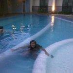adoramos a piscina