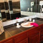 My Master Bathroom Sink 1