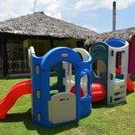 Zona de juegos infantil y guardería