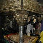 La tomba del santone, Salim Chisti