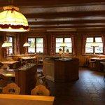 Hotel Dining Hall