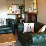 lounge / bar area
