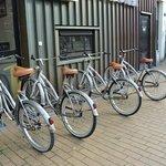 Велосипеды отеля на прокат