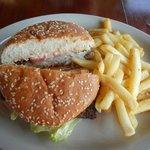 Foto de Half Moon Resort Restaurant & Bar