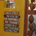 No Yahoos!