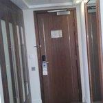 Enterance - Safe and wardrobes