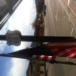 US 66 in Williams, AZ