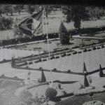 Cemiterio dos mortos em Pistoia